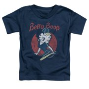 e0cb12e2e9 Betty Boop Team Boop Little Boys Shirt