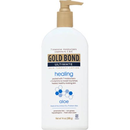 GOLD BOND® Ultimate Healing Lotion with Aloe 14oz
