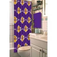 "NBA Los Angeles Lakers 72""x72"" Shower Curtain"