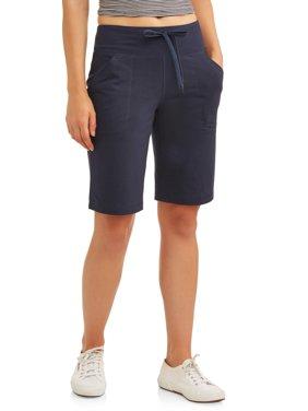 """Women's Dri More Core Active 12"""" Bermuda Shorts"""