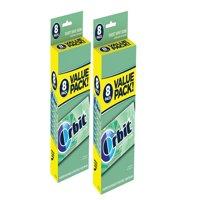 Orbit Sugar-Free Sweet Mint Flavor Gum, 14 Pieces, 8 Count