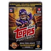b1dbdb182b1 NFL 2013 Topps Football Cards Blaster Box