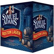 Samuel Adams Boston Lager Beer,12 pack, 12 fl oz