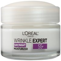L'Oreal 55+ Wrinkle Expert Day/Night Moisturizer, 1.7 fl oz