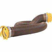 Camco 39623 RV Revolution 10ft Sewer Hose Extension with Swivel Lug and Bayonet Fittings