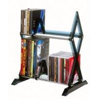 Atlantic - Mitsu Media Blu-rays / DVD Rack - Plastic