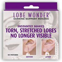 Lobe Wonder 120 Earring Support Patches - 2 Pack