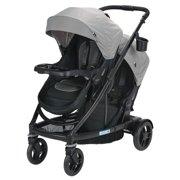 Graco Uno2Duo Double Stroller, Oakley
