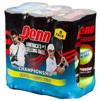 Penn Championship Extra Duty Tennis Ball Case (6 cans, 18 balls)