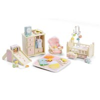 Calico Critters Baby's Nursery Set