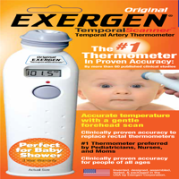 Exergen Original Temporal Artery Thermometer