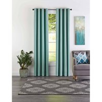 Better Homes & Gardens Basketweave Curtain Panel