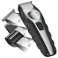 Wahl Lithium Ion All-in-One Trimmer - Black/ Silver Model 9888-600