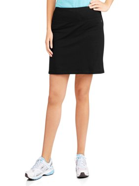 Women's Plus-Size Basic Skort