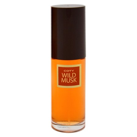 Coty Wild Musk Cologne Spray for Women, 1.5 fl oz Coty Men Cologne Spray