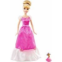 Disney Princess Cinderella Doll and Suzy Mouse Figure Set