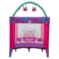 Cosco Deluxe Funsport® Portable Compact Play Yard, Monster Shelley