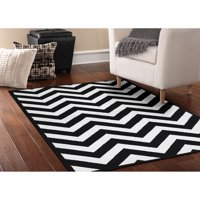 Garland Rug Large Chevron Area Rug,