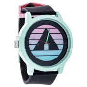 4347c9ea2073 Xtreme Airwalk Metal Alloy Design w  Turquoise Case and Black Strap Analog  Watch - Green. Price