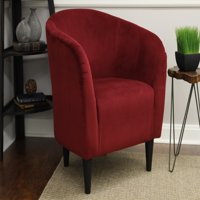 Mainstays Microfiber Tub Chair
