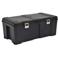 "CONTICO Rolling Tool Box,32""W x 17""D x 12-1/4""H 1320BK-1"