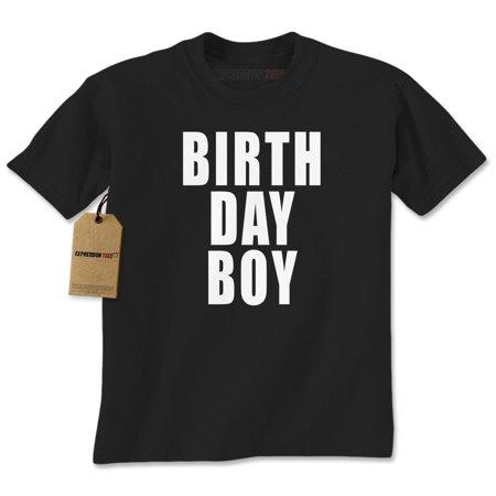 Happy Birthday Tie - Birthday Boy Happy Birthday Mens T-shirt