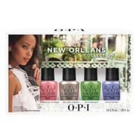 OPI New Orleans Spring/Summer 2016 Collection, Jambalayettes Mini Nail Lacquers