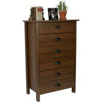 Nouvelle 6-Drawer Dresser, Multiple Finishes