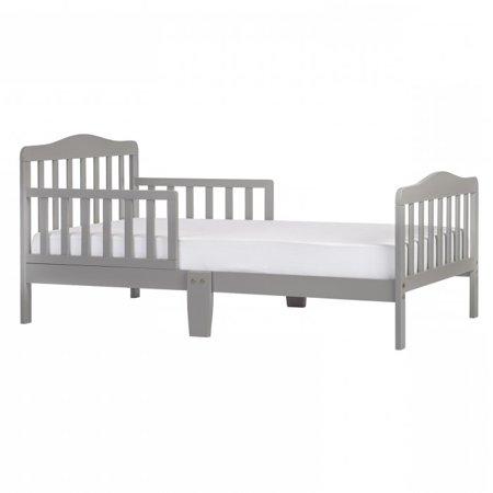 Black Ladybug Bed - Dream on Me Classic Design Toddler Bed, Multiple Finishes