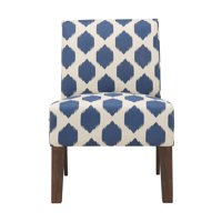 Better Homes & Gardens Watercolor Slipper Chair, Multiple Colors