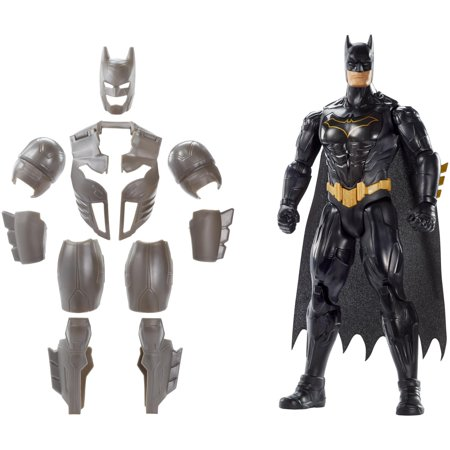 - DC Comics Batman Missions 12-Inch Total Armor Batman Action Figure