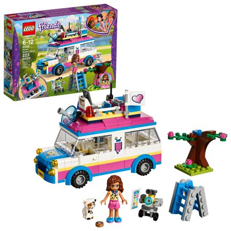 LEGO Friends Olivia's Mission Vehicle 41333 - Lego Friends Party Supplies