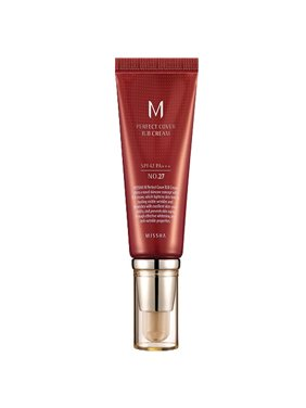 MISSHA M Perfect Cover BB Cream SPF42 PA+++, No. 27 Honey Beige, 50ml