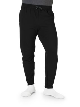 Men's Fleece Jogger Sweatpants, available up to 3XL