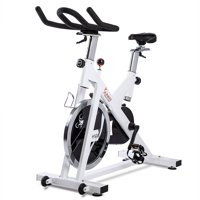 Sunny Health & Fitness SF-B1110 Indoor Cycling Exercise Bike with 44 lb. Flywheel