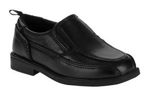 Wonder Nation Boys' Slip On Dress Shoe](Childrens Dress Shoes)