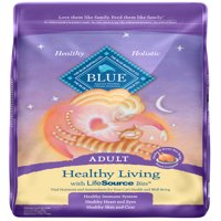 Blue Buffalo Healthy Living Adult Dry Cat Food, Chicken & Brown Rice Recipe