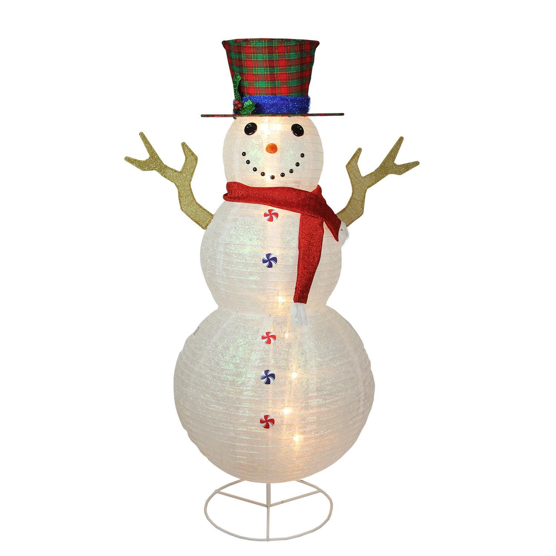 72\ Outdoor Snowman Decorations
