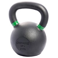 Diamond Pro KettleBells, 53 lb 24kg/Green