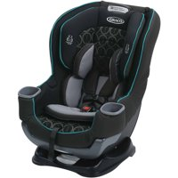 Graco Extend2Fit Convertible Car Seat, Assorted Colors