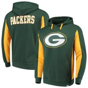 1a944de61 Green Bay Packers NFL Pro Line by Fanatics Branded Team Iconic Pullover  Hoodie - Green