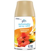 Glade Automatic Spray Refill Hawaiian Breeze, Fits in Holder For Up to 60 Days of Freshness, 6.2 oz, 1 Refill