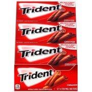 Trident, Sugar Free Cinnamon Gum, 14 Pc, 12 Ct