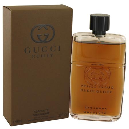 Gucci Gucci Guilty Absolute Eau De Parfum Spray for Men 3 oz