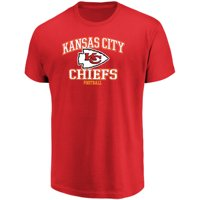 Men's Majestic Red Kansas City Chiefs Greatness T-Shirt