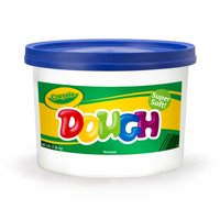 Crayola Modeling Dough, Super Soft, 3 lbs., Blue