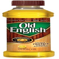 Old English Lemon Oil Conditions & Protects Wood Furniture 16 oz (Pack of 3)