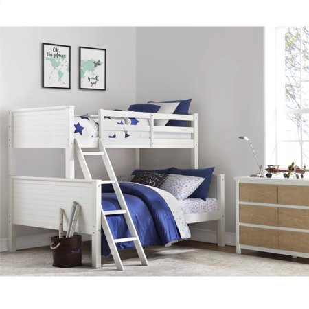 Your Zone Twin Over Full Bunk Bed Multiple Colors Walmart Com