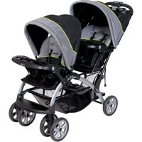 Baby Trend Sit 'N Stand Double Stroller, Pistachio