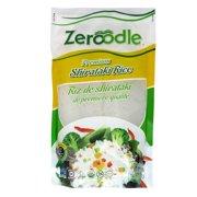 Zeroodle Organic Premium Shirataki Protein Pasta - Rice